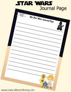 Star Wars Printables & Ideas for Kids