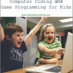 Computer Coding and Game Programming for Kids
