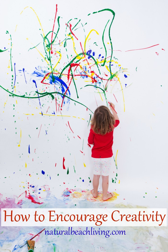 How to Encourage Creativity in Kids