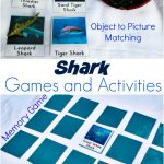 Shark Activities for Kids (Free Printables)