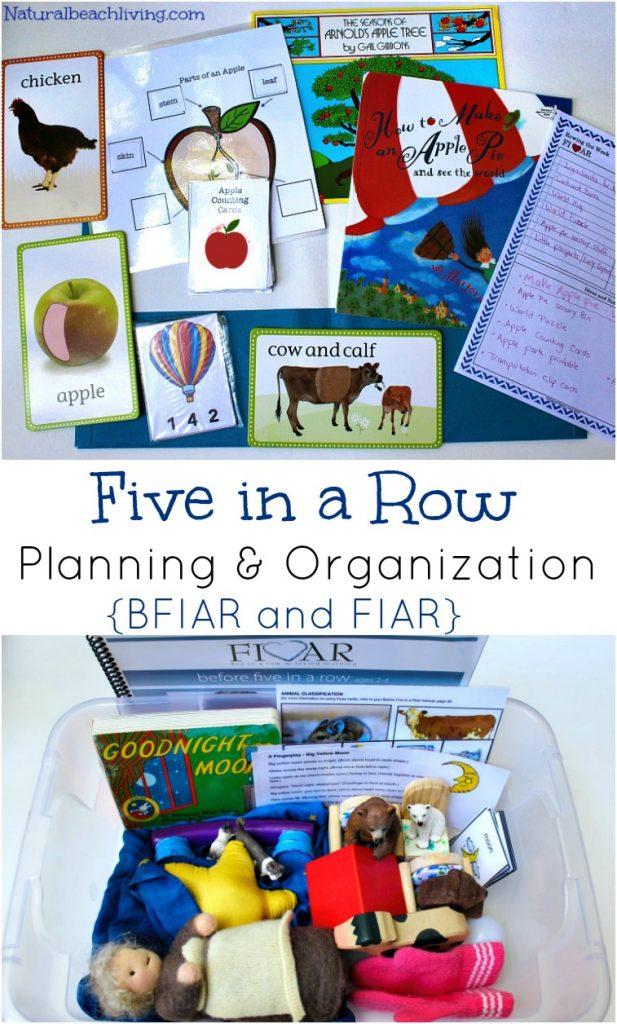 Five in a Row Homeschooling