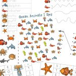 The Best Ocean Animals Preschool Fun