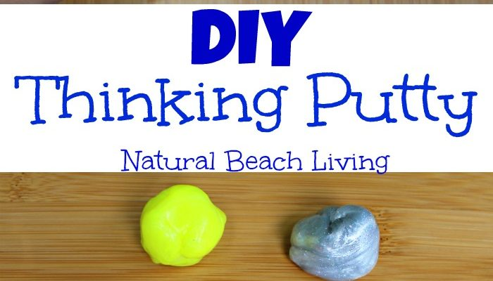 How to Make Your Own Thinking Putty