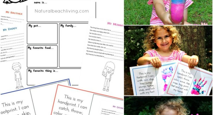 An Absolutely Adorable All About Me Activity