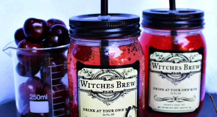 Witches Brew is the Perfect Halloween Drink