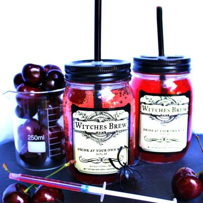Tasty Witches Brew is the Perfect Halloween Drink
