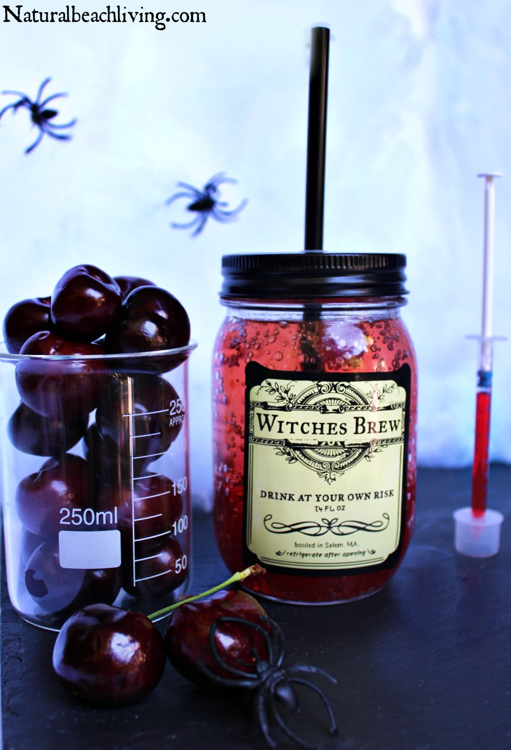 Witches Brew is the Perfect Halloween Drink - Natural Beach Living