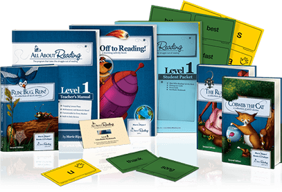 All About Reading Level 1 New Edition and why I believe it's the Best Homeschool Reading Curriculum, Multi-sensory learning, hands on and ready to teach.