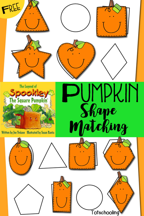 pumpkin shape