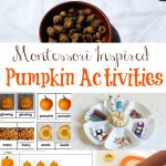 Perfect Fall Montessori Pumpkin Activities