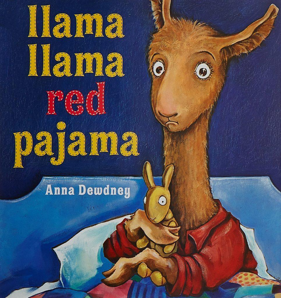 kids books llama llama red pajama