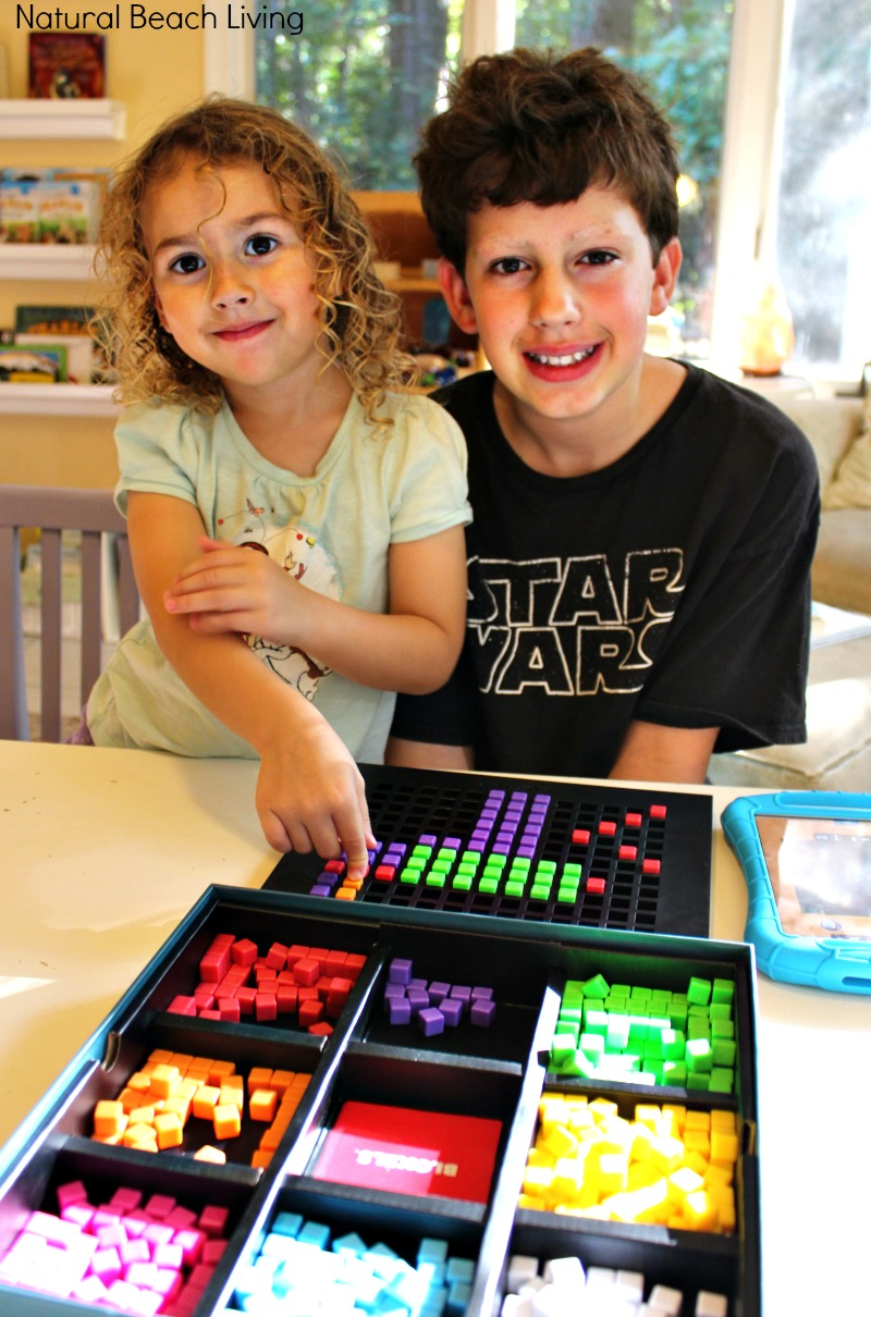 Build Your Own Video Games with Bloxels