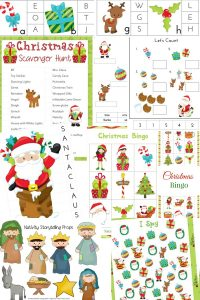 The Best Christmas Activities Pack for Kids
