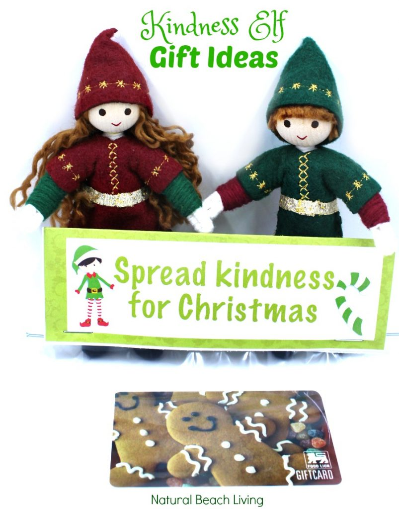 The Perfect Gift Idea to Spread Christmas Cheer, Adorable Bag Toppers, Gift Tags, Kindness Elves, Great Christmas Gifts for everyone on your list, Advent