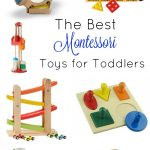 The Best Montessori Toys for a 2 Year Old