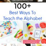 100 of the Best Ways to Teach the Alphabet