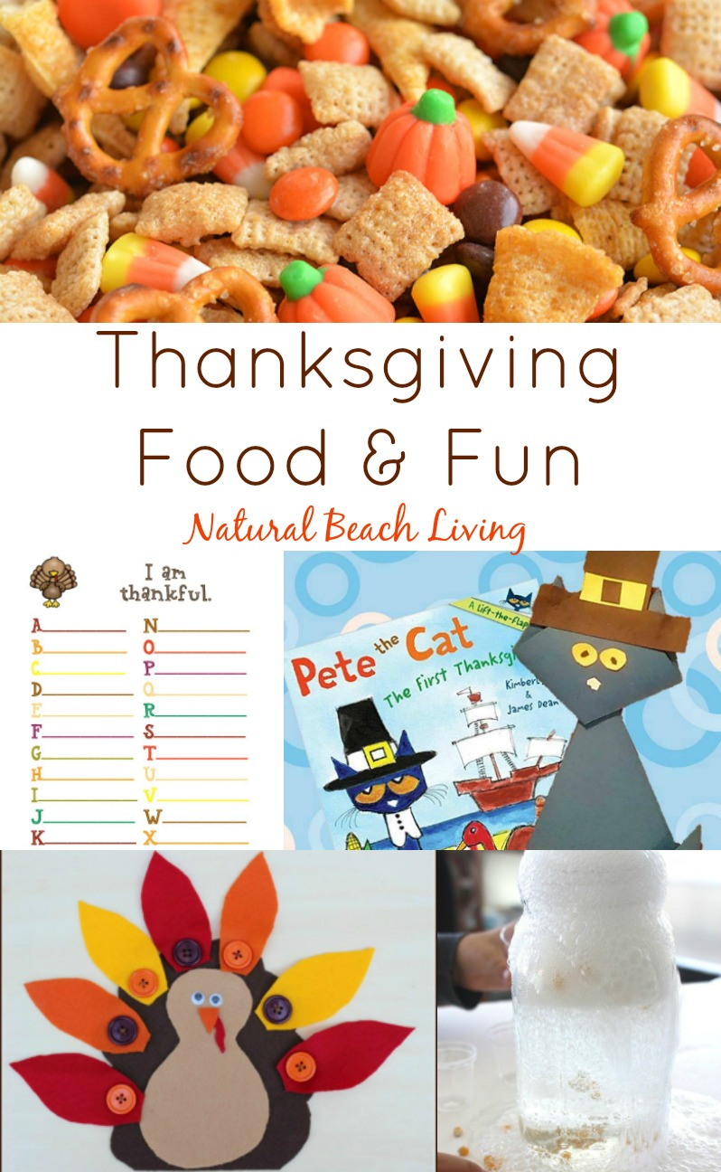 The Best Thanksgiving Activities and Snacks for the Family