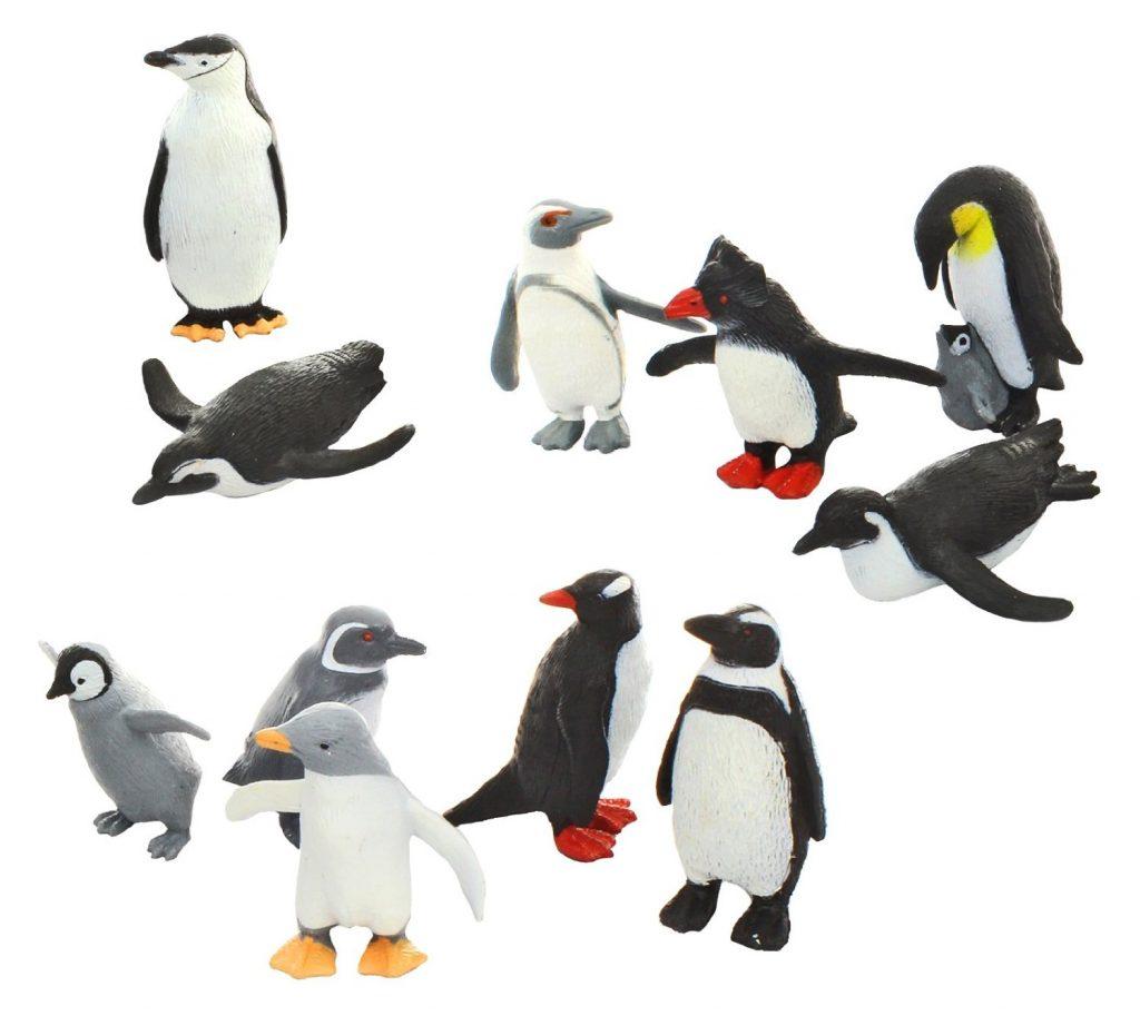 Safari toobs penguins
