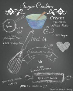 The Most Amazing Sugar Cookie Recipe