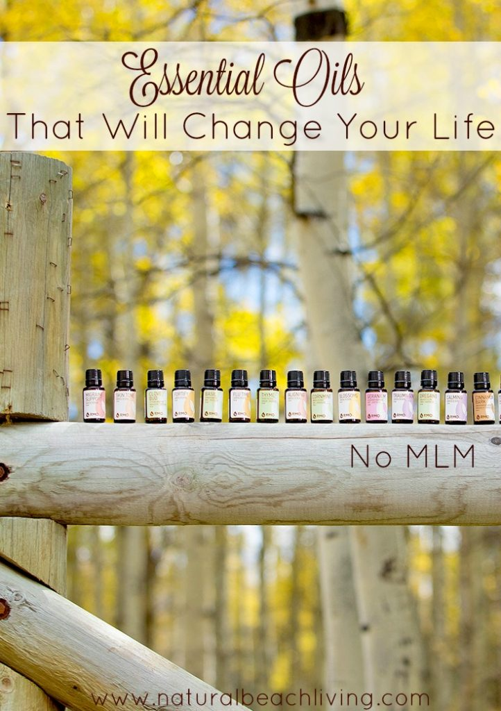 Essential Oils That Will Change Your Life, Using Essential Oils and Natural living has been such a blessing, keeping the family healthy and happy year round