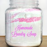 The Best Natural Homemade Laundry Soap