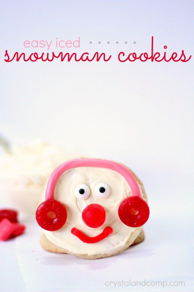 20 Amazing Snowman Cookies Your Kids Will Love, delicious winter dessert, snowman theme snacks, delicious cookies for kids, Christmas cookies, Snowmen Cupcakes, Amazing Snowman treats #snowman #Christmascookies #cookies #homemadecookies #snowmansnacks