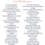 An Epic Reading Challenge Everyone Will Love