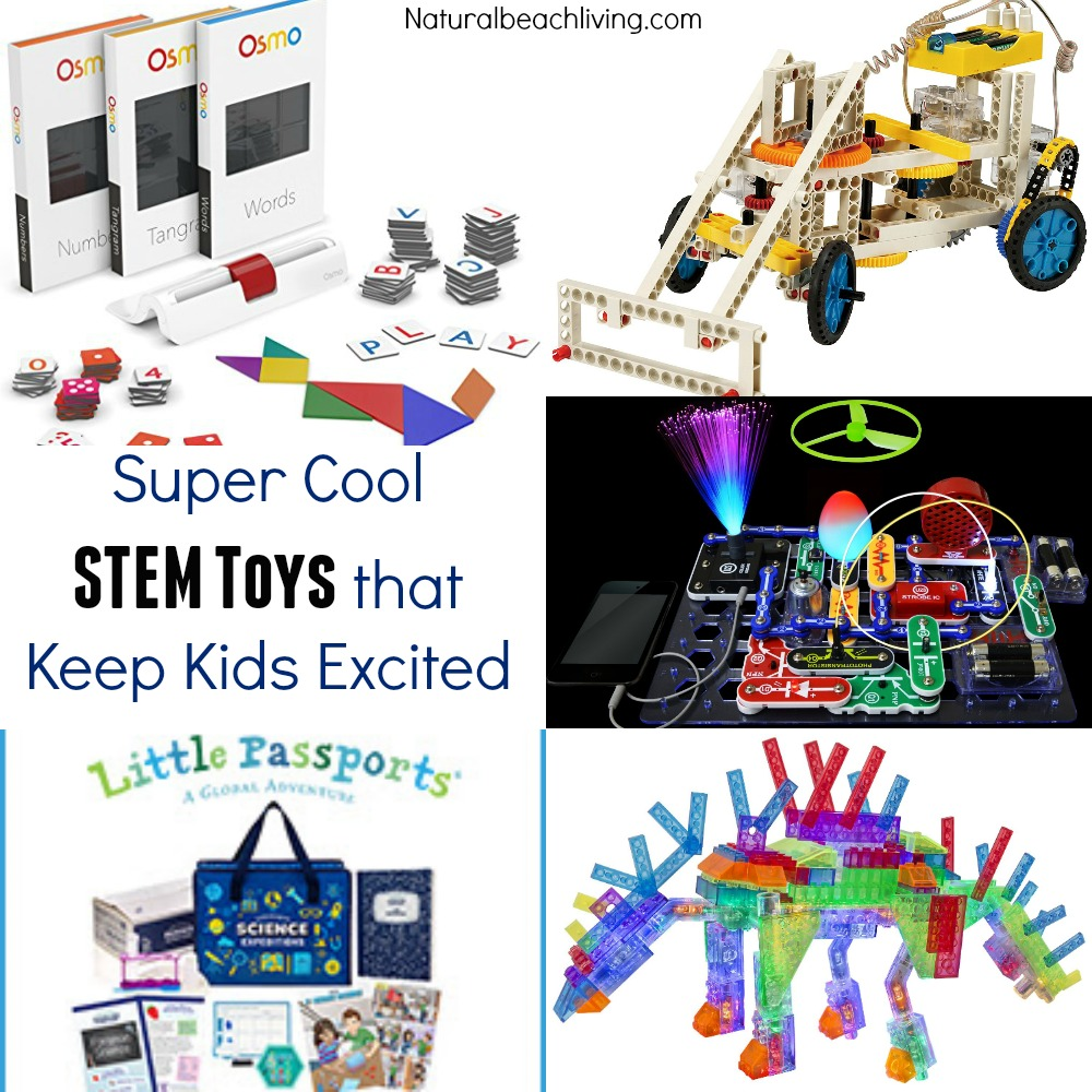 Super Cool STEM Toys that Keep Kids Excited, 5 Great Gift Ideas for Kids of all ages, Awesome Science, STEAM and STEM ideas, Great learning tools