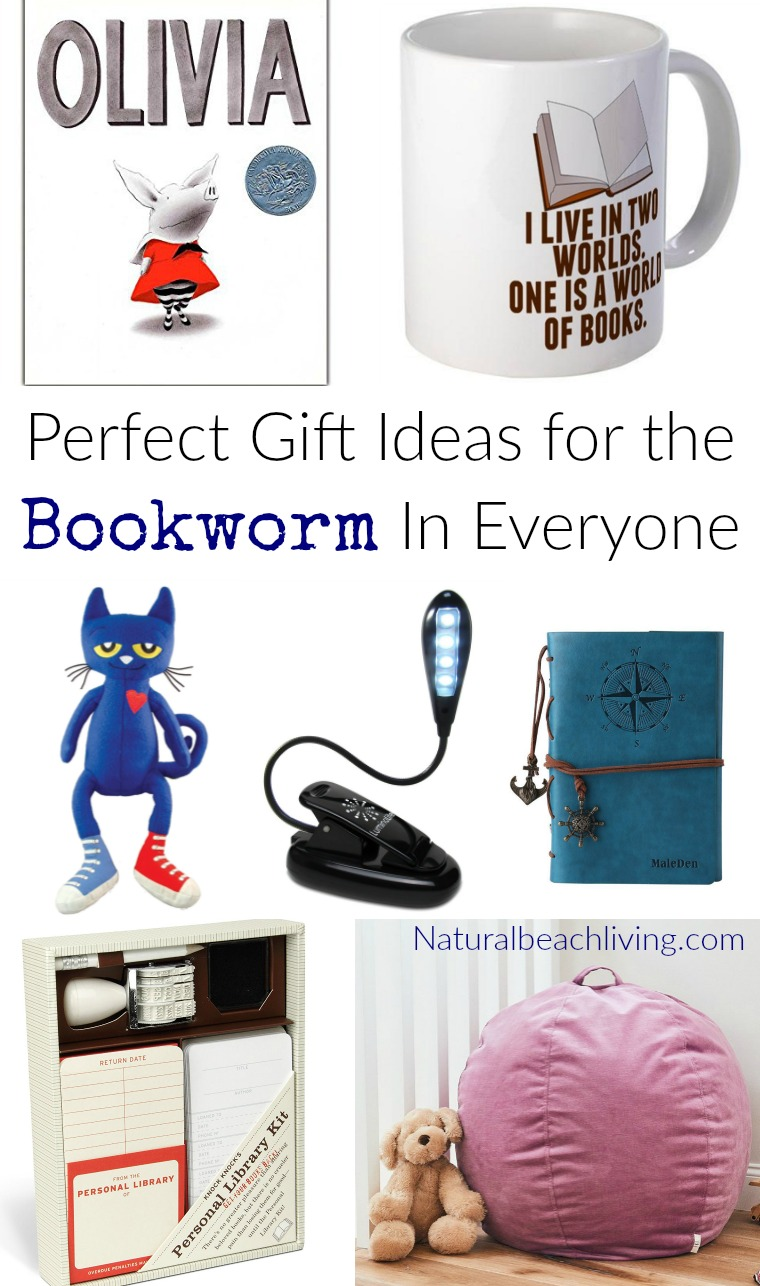 Perfect Gift Ideas for the Bookworm In Everyone