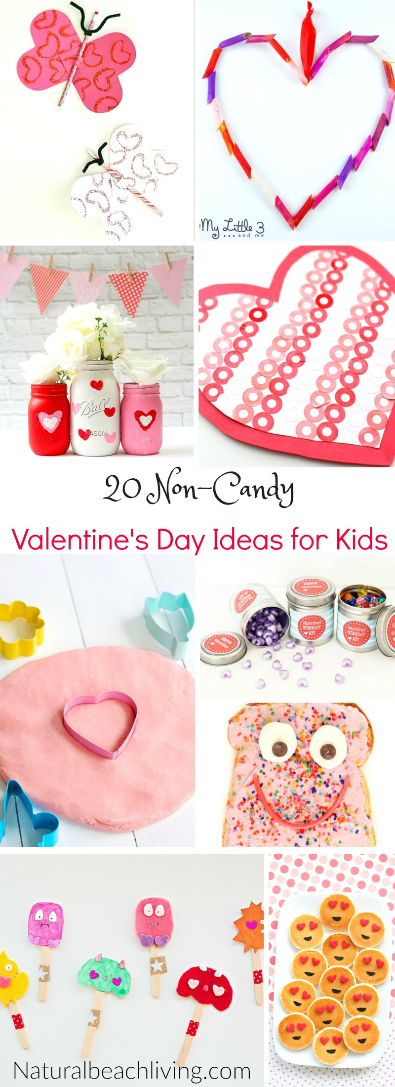 How to Make Valentine\'s Day Slime Recipe Kids Love - Natural Beach ...