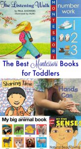 The Best Montessori Books for Toddlers