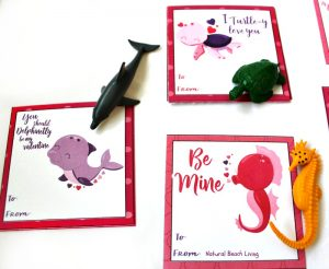 Adorable Preschool Valentine's Day Cards (free printables)