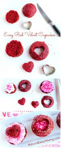 Delicious Easy to Make Red Velvet Cupcake Ideas