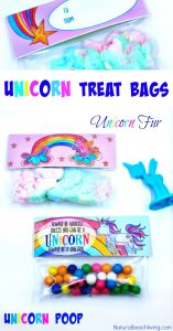 Fun Unicorn Treat Bags that Make the Perfect Gift Ideas