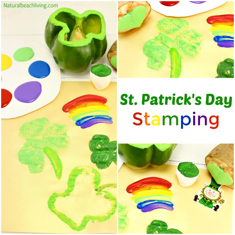 Perfect Kindergarten & Preschool St. Patrick's Day Crafts