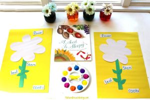 The Best Parts of a Flower Craft for Kids
