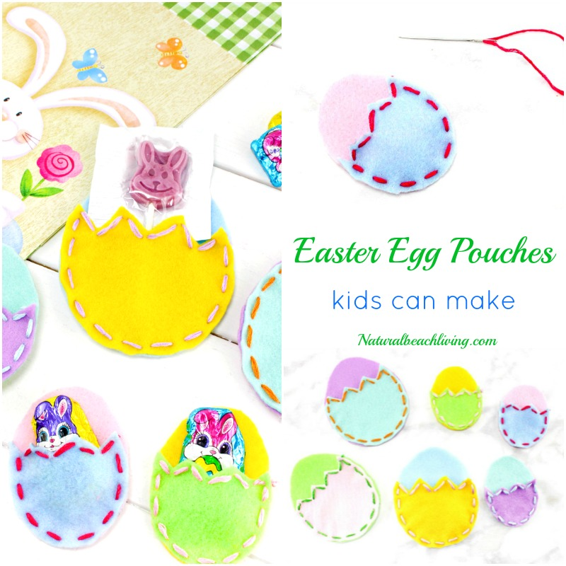 Easy DIY Easter Treat Bags Kids Can Make