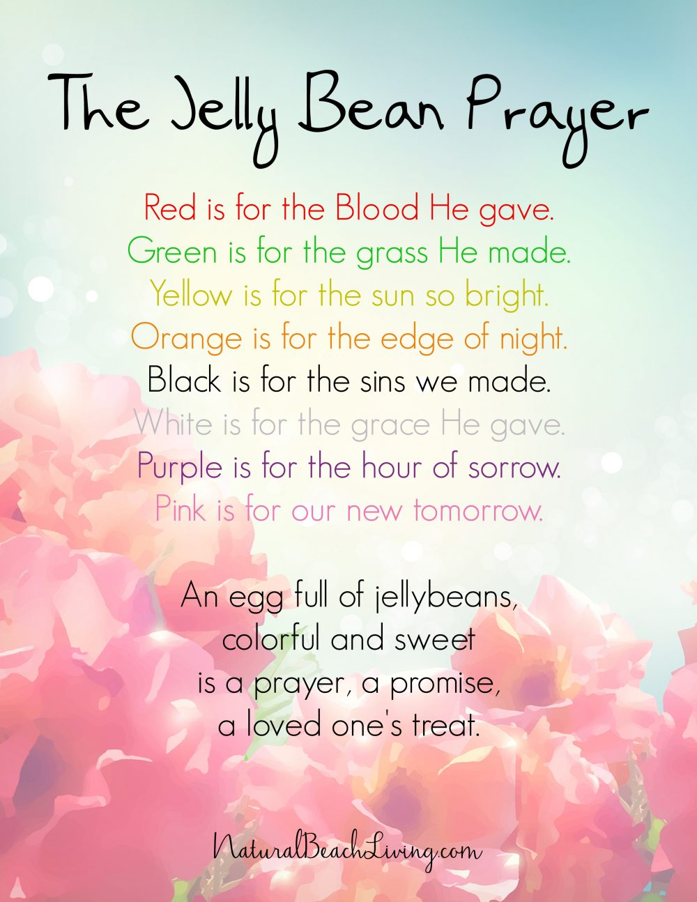 Prayer Craft Activity