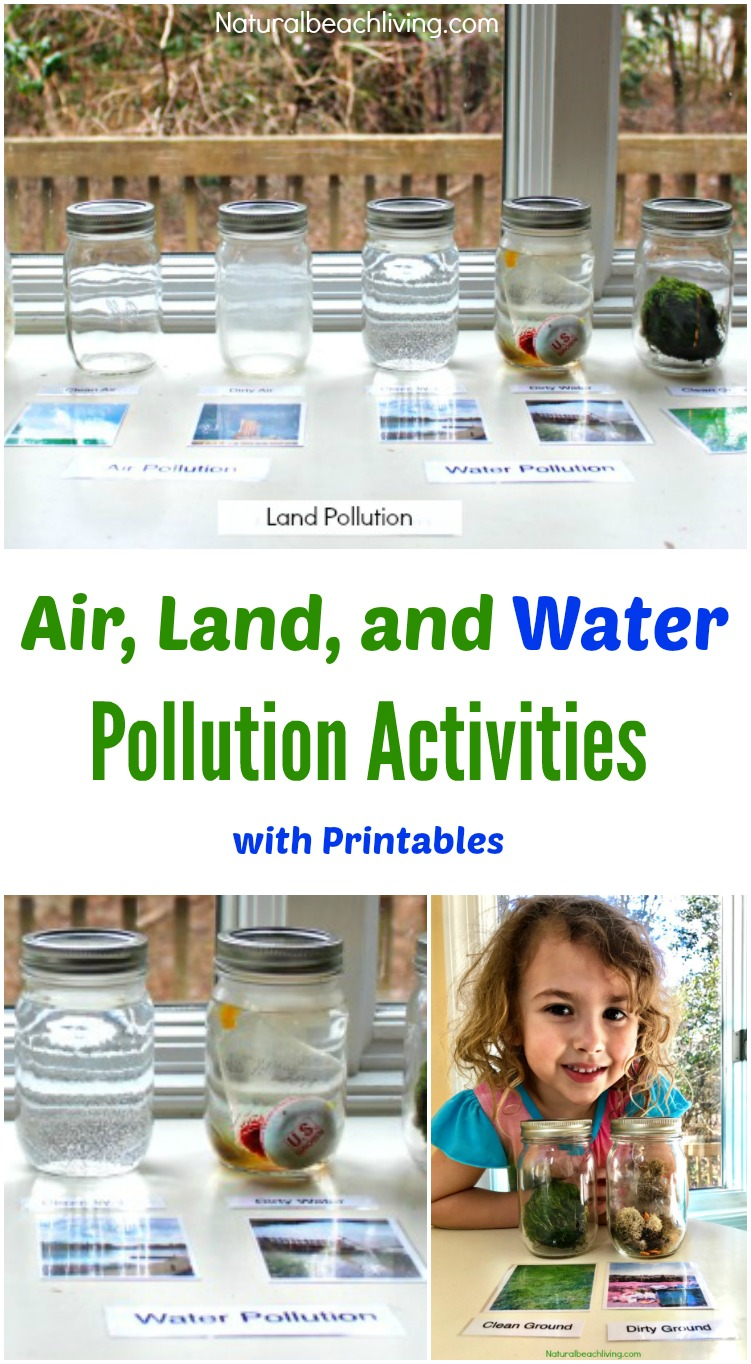 Teaching Kids About Pollution on 25 Earth Day Activities For Kids