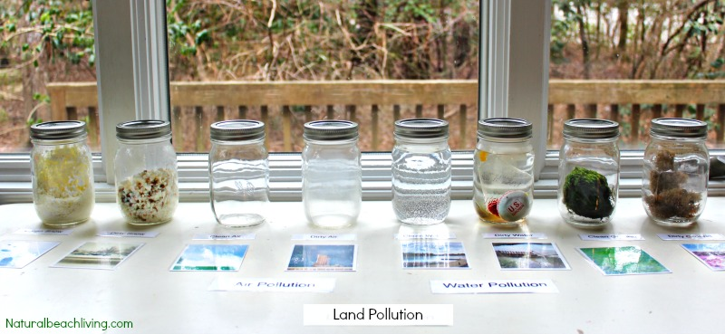 Teaching Kids About Pollution - Air, Land, & Water Pollution ...