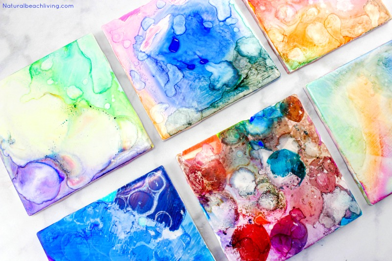Easy Tile Art For Kids That Everyone Will Enjoy Natural