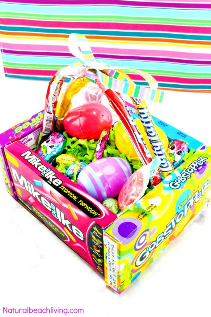how to make candy easter eggs