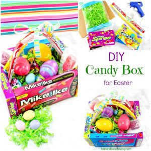 How to Make The Best DIY Candy Box Easter Baskets