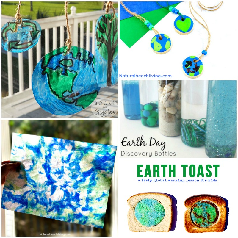 The Ultimate Earth Day Theme Preschool Activities