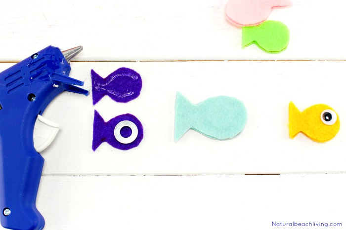 This DIY Magnetic Fish Game is fun and fabulous for kids to play, Summer party ideas, Magnetic Fishing Game Template, How to Make Magnetic Fish and fishing game, Fish Preschool Theme or letter F alphabet activity