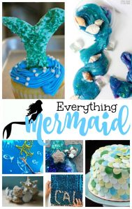 20+ The Best Mermaid Theme Party Ideas