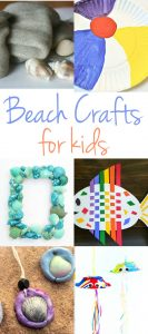 Perfect Beach Themed Crafts for Kids