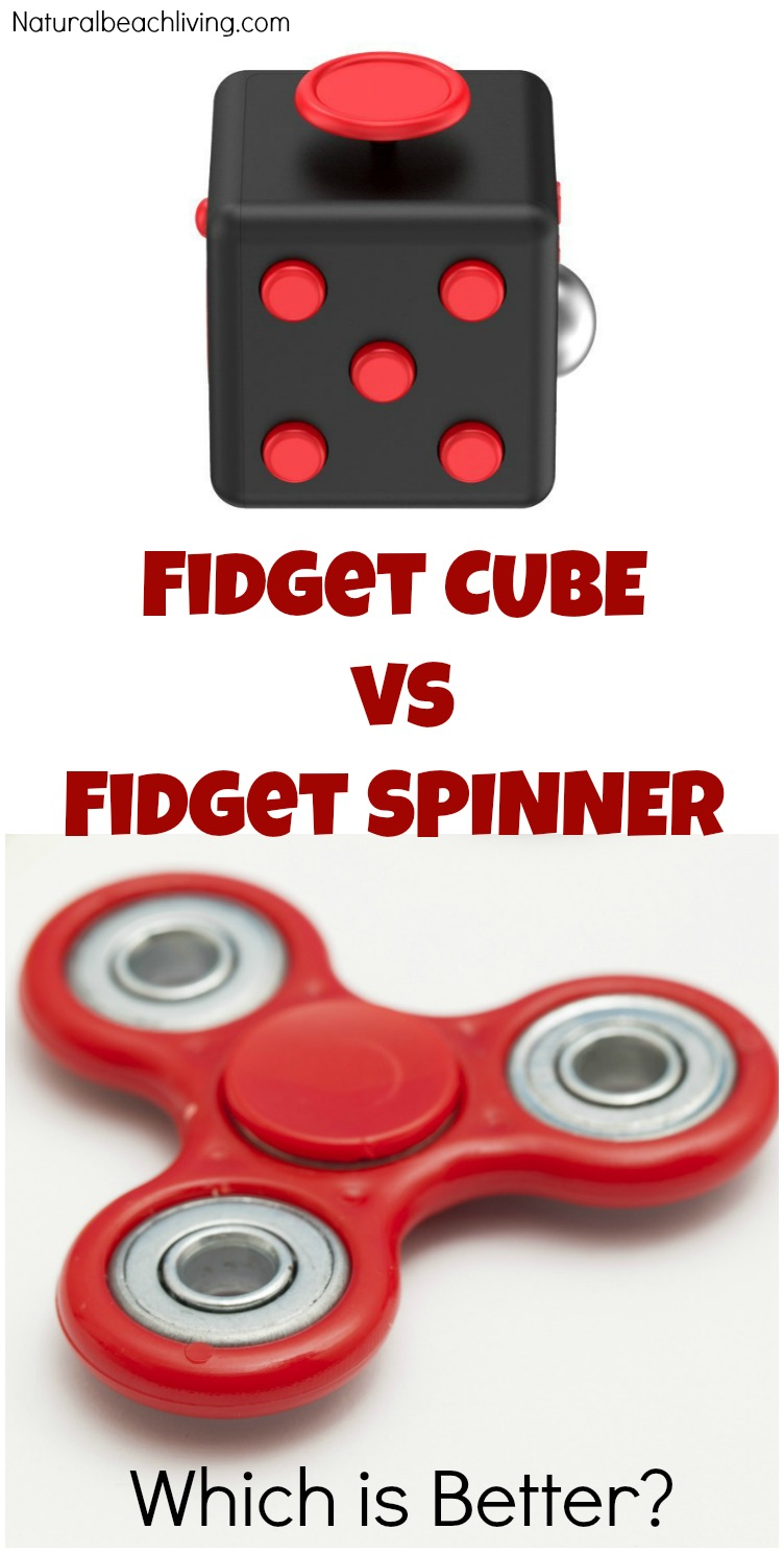 Fidget Spinner vs Fidget Cube Which is Better?