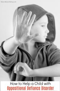 How to Help a Child with ODD (Oppositional Defiance Disorder)