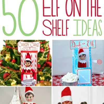 50 Elf on the Shelf Ideas Everyone Will Love